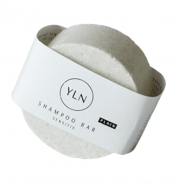 YLN SHAMPOO BAR plain 100gr